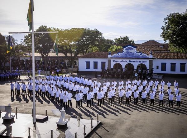 Instituição que forma os futuros sargentos especialistas da Força Aérea Brasileira que atuam em diversas Organizações da FAB pelo país