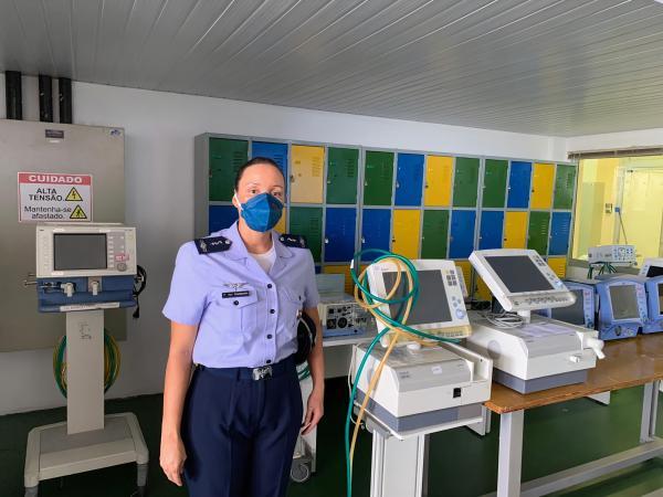 Cooperação entre Comando Conjunto da Bahia e SENAI CIMATEC vai realizar a manutenção de respiradores hospitalares para unidades de saúde da Bahia