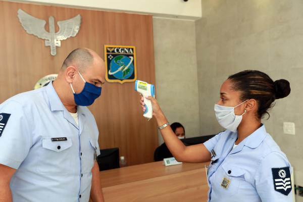 Unidades da FAB de todo país estão engajadas no combate à pandemia
