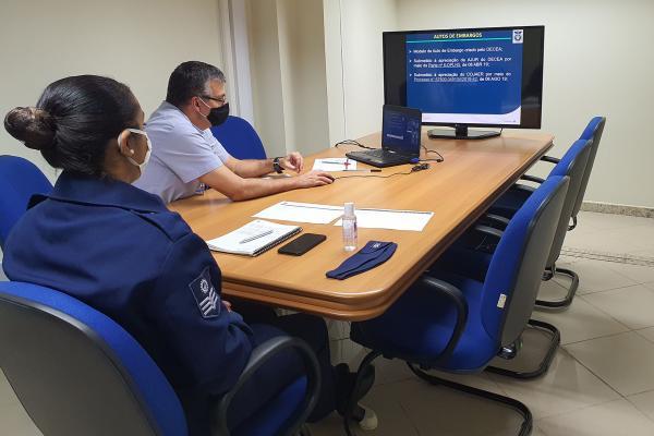 Objetivo foi desenvolver soluções para a mitigação de Obstáculos Projetados no Espaço Aéreo (OPEA) que não são contemplados pelas normas em vigor