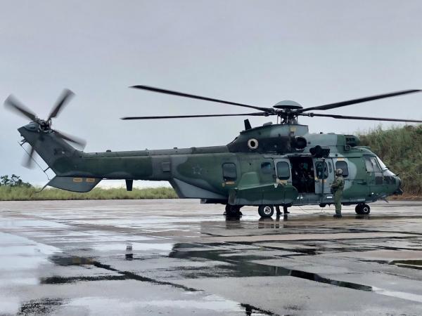 Entre as missões realizadas estão o Transporte Aéreo Logístico e o Aerolevantamento