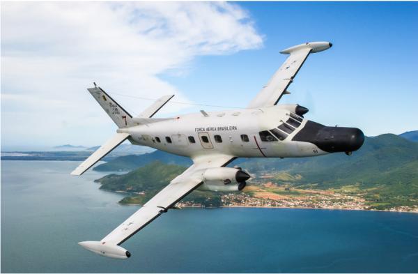 Força Aérea Brasileira atua com três Esquadrões sediados no Rio de Janeiro, no Rio Grande do Sul e no Pará