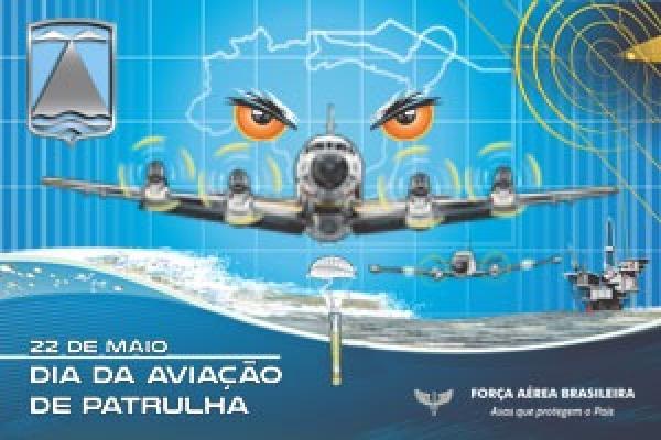 Vídeo celebra Dia da Aviação de Patrulha, comemorado em 22 de maio