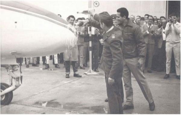 Um marco da aviação brasileira - Segunda década (1960 - 1970)
