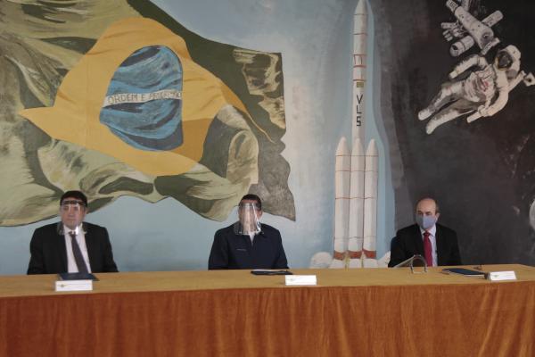A parceria viabilizará a execução do Programa de Apoio às Pesquisas e Iniciativas Relacionadas ao Combate à COVID-19 do ITA
