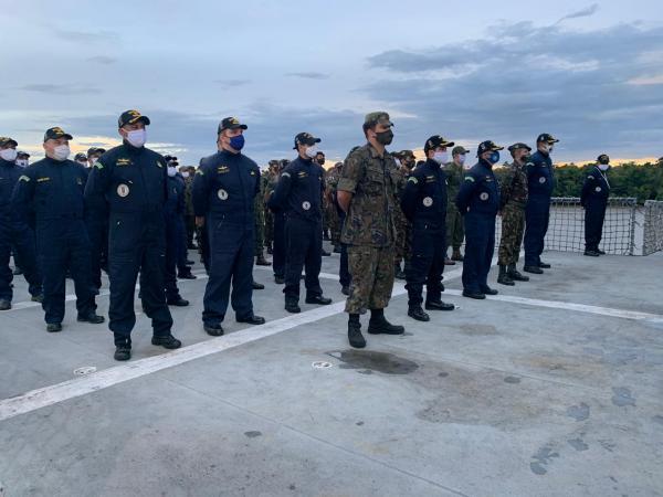 Efetivo da Ala 9 - Base Aérea de Belém integrou atividade que atendeu localidades impactados pela pandemia da COVID-19