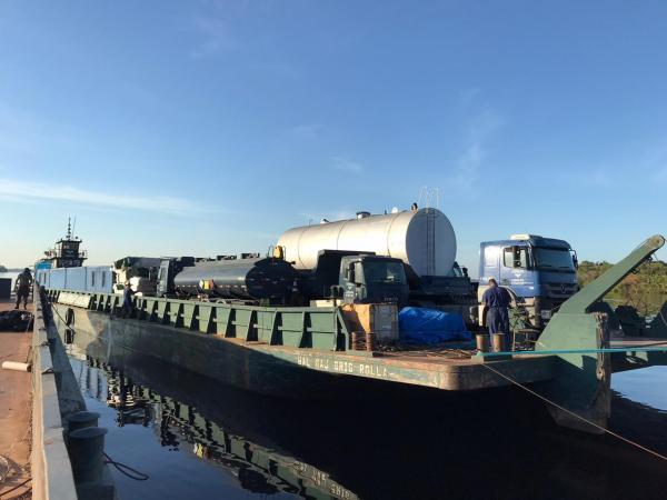 Comissão de Aeroportos da Região Amazônica (COMARA), da Força Aérea Brasileira, está mobilizada para executar as obras de reconstrução do Aeroporto Regional de Coari (AM)