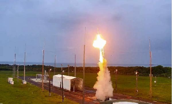O lançamento fez parte da Operação Falcão I/ 2020