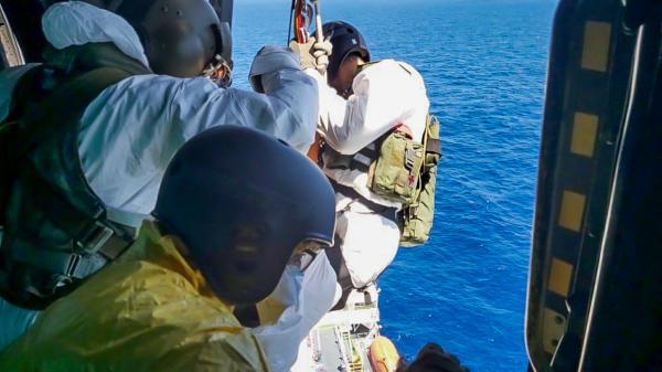 Missão foi realizada por tripulação do 1º/8º GAV – Esquadrão Falcão, nesta sexta-feira (10)