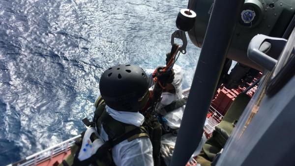 Missão foi realizada por tripulação do 1º/8º GAV – Esquadrão Falcão, nesta quarta-feira (22)