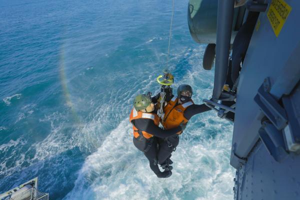 Adestramento ocorreu na Ala 12 - Base Aérea de Santa Cruz, no Rio de Janeiro (RJ), sob a coordenação do Comando de Preparo (COMPREP)