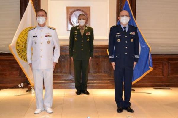 Cerimônia ocorreu em Washington, nos Estados Unidos