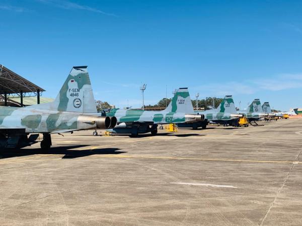 Finalidade é contribuir para manutenção operacional dos pilotos da Força Aérea Brasileira (FAB)