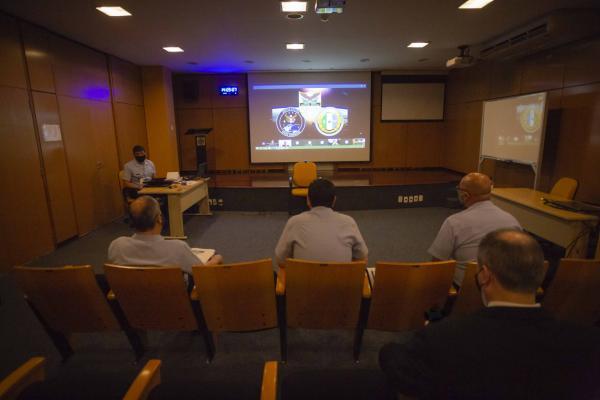 O evento tem por objetivo desenvolver possibilidades de cooperação técnica e operacional na área espacial