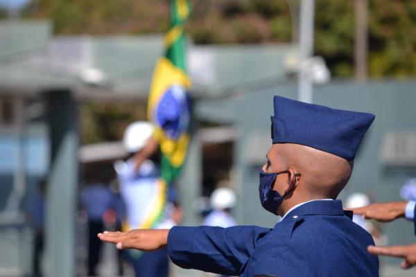 Organizações Militares em todo Brasil realizaram as cerimônias seguindo os protocolos de segurança em combate à COVID-19