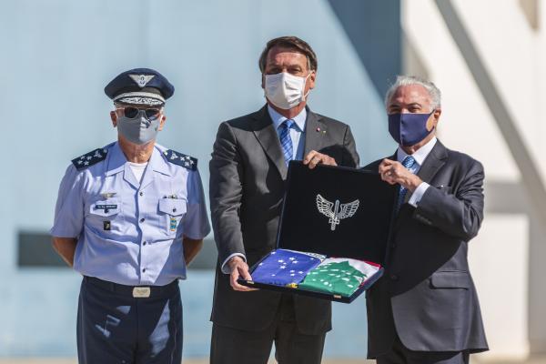 Os aviões KC-390 Millennium e VC-2 decolaram nesta quarta-feira (12) de São Paulo e devem chegar ao Líbano na tarde de quinta-feira (13)