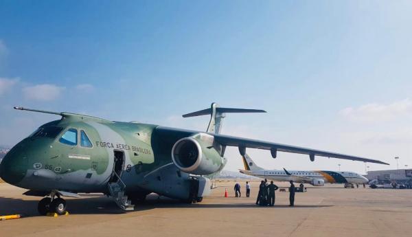 Militares e delegação de representação do Governo brasileiro em Missão Especial a Beirute decolaram da Base Aérea de São Paulo na quarta (12) levando medicamentos, alimentos e equipamentos de saúde