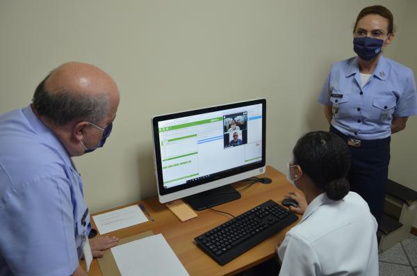 A apresentação aconteceu no dia 28 de agosto, data em que o hospital completou 78 anos