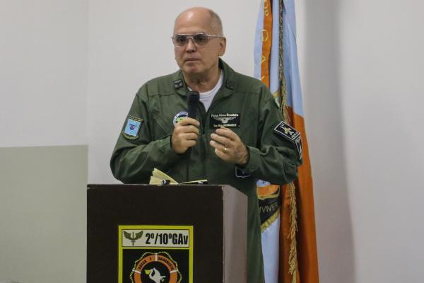 Adestramento ocorrerá até o dia 4 de setembro, na Ala 5 - Base Aérea de Campo Grande, com envolvimento de diversos Esquadrões Aéreos, Unidades de Infantaria da Força Aérea e militares da Marinha do Brasil e do Exército Brasileiro