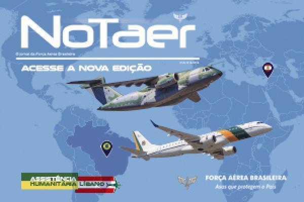 Esta edição traz, ainda, a inauguração da Estação Radar de Corumbá (MS), um ano da incorporação do KC-390 Millennium à FAB, entre outras notícias