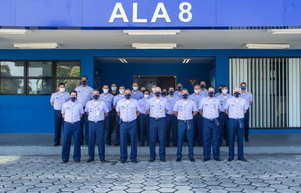 O objetivo foi continuar a verificação das condições e meios para consolidar o aprimoramento da estrutura organizacional do Comando da Aeronáutica (COMAER)