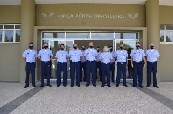 Objetivo foi visualizar as dimensões e condições estruturais da Guarnição de Aeronáutica de Belém para receber as futuras instalações do Comando Aéreo Norte (I COMAR)