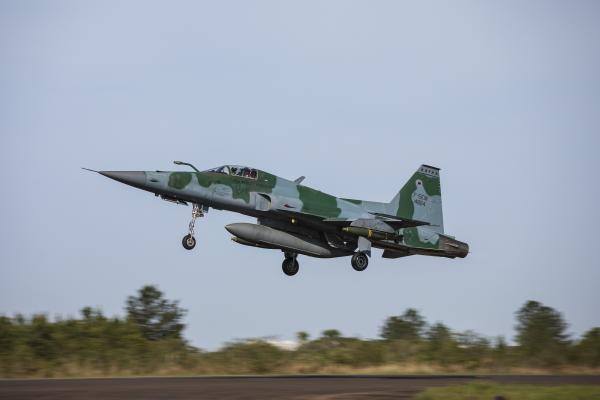 Objetivo damissão foi capacitar os pilotos e especialistas de ambos os Esquadrões na preparação e execução do emprego ar-solo