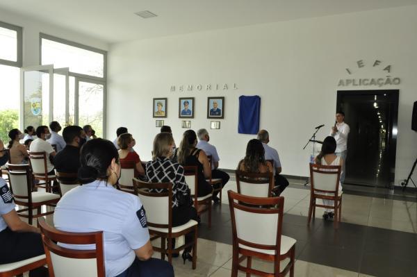 O encontro homenageou a Sargento Luciana Rodrigues Gonçalves