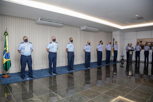 Uma solenidade alusiva ao aniversário foi realizada nesta sexta-feira (02), em Brasília (DF)