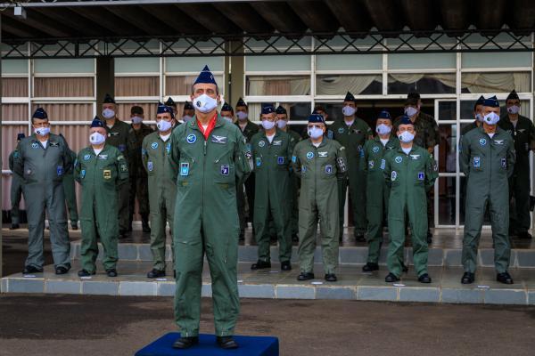 Após 45 anos de carreira nas fileiras da Força Aérea Brasileira (FAB), o Oficial-General tomará posse como Ministro do Superior Tribunal Militar