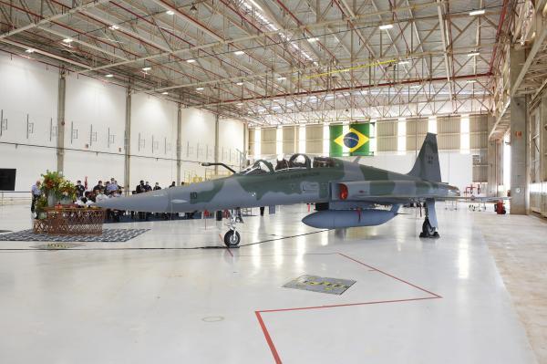 FAB 4810 será alocado o Esquadrão Pampa (1º/14º GAV), situado na Ala 3, em Canoas (RS)