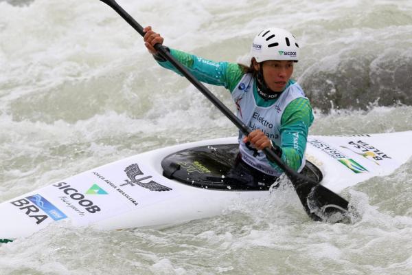 Integrante do Programa de Atletas de Alto Rendimento, a Sargento Ana Sátila figura entre as favoritas para os Jogos Olímpicos de Tóquio