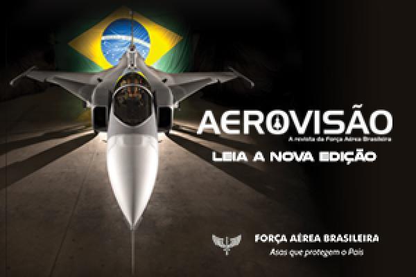 Entre outras reportagens, publicação traz todas as novidades da aeronave de caça multimissão F-39 Gripen