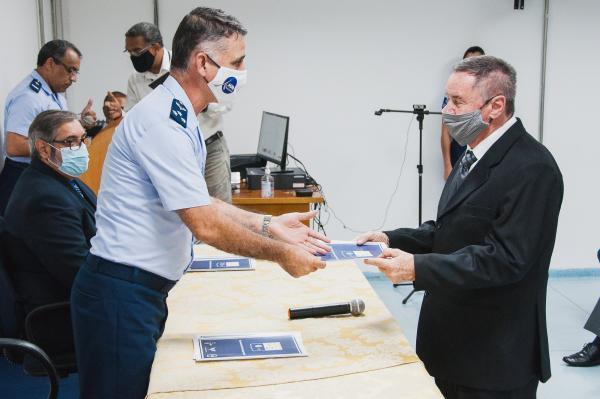Na oportunidade, foi realizado o primeiro Encontro de Inovação do Sistema de Inovação da Aeronáutica (SINAER)