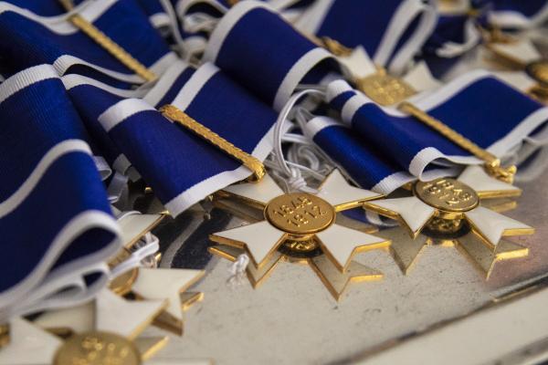 Cerimônia ocorreu no Palácio do Itamaraty, em Brasília (DF)