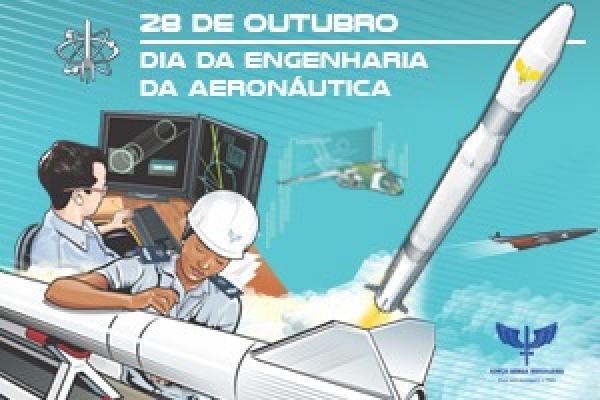 O Dia da Engenharia da Aeronáutica é celebrado em 28 de outubro