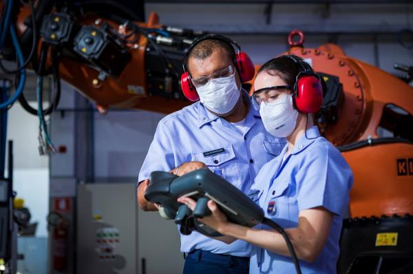 Engenheiros da FAB são homenageados no dia 28 de outubro. Na COMARA, profissionais são essenciais para o desenvolvimento da Amazônia