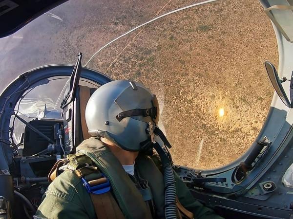 O exercício operacional foi a última fase do Curso de Especialização Operacional na Aviação de Caça (CEO-CA) de 2020