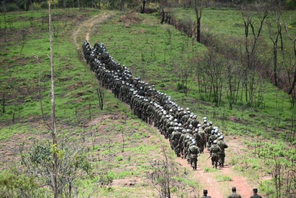 Dentro da formação militar, uma das principais instruções é a Atividade de Campanha. Durante esse tipo de exercício, é executada uma série de treinamentos e simulações