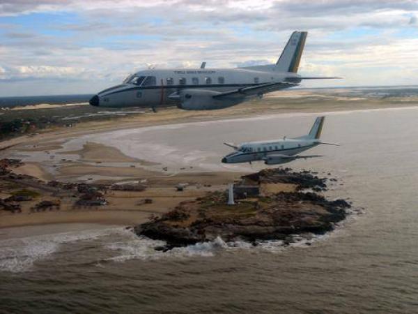 A marca foi completada com a realização de um voo de formatura em cumprimento de uma missão do Curso de Padronização de Instrutores (CPI) da Unidade Aérea