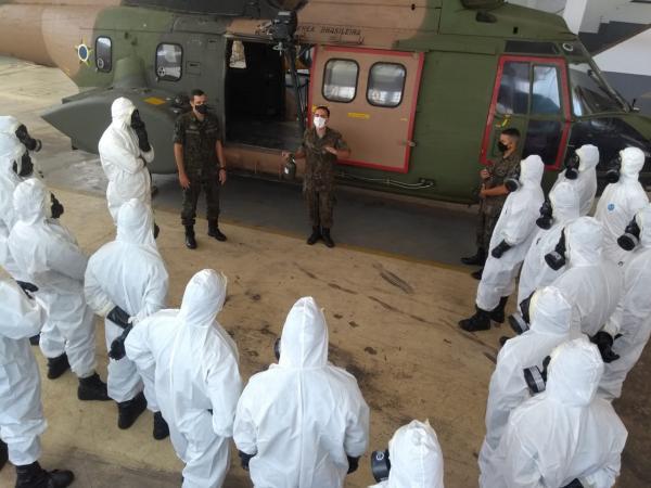 O curso ocorreu entre os dias 26 e 30 de outubro e contou com a participação de militares de diversas Unidades da Força Aérea Brasileira.