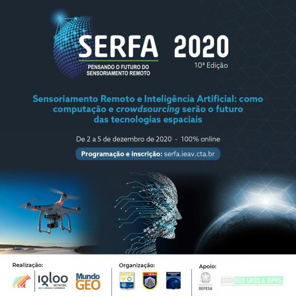 Evento é organizado peloInstituto de Estudos Avançados (IEAv) e, neste ano,será totalmente on-line