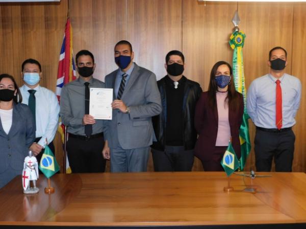 A CABE representa a Força Aérea Brasileira (FAB) como única organização, localizada no exterior, a ter esta certificação