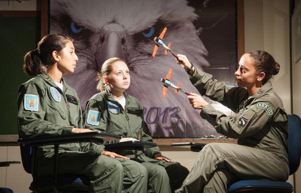 As mulheres na FAB atuam como Aviadoras, Intendentes, Controladoras de Tráfego Aéreo, Musicistas, Paraquedistas, Médicas, Advogadas, Historiadoras, entre outros quadros e atividades