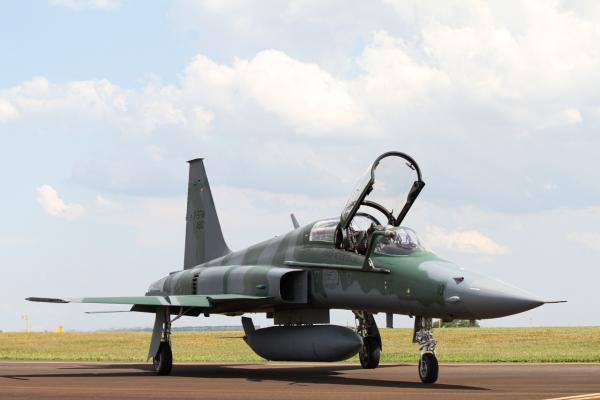 A Aeronave foi entregue ao Esquadrão Pampa, localizado na Ala 3, em Canoas (RS)
