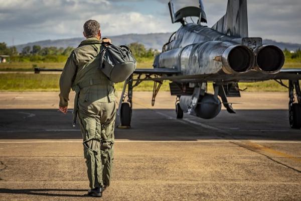 Treinamento reuniu mais de 35 aeronaves e cerca de 400 militares para simular combates aéreos