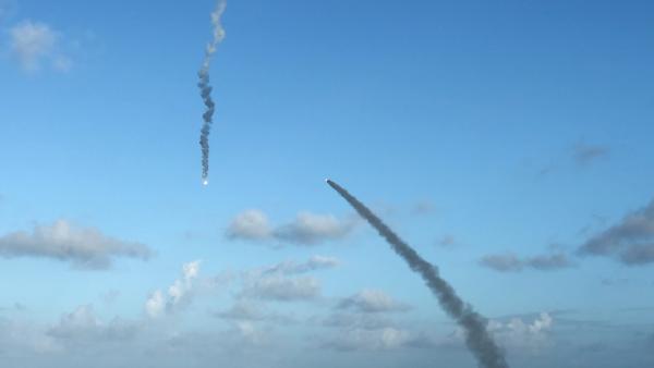 Atividade coordenada pelo Comando de Preparo avaliou as capacidades do sistema IGLA-S em detectar e navegar em direção a alvos mesmo quando submetidos a contramedidas do tipo flare
