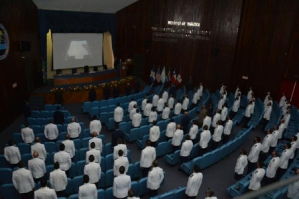 A cerimônia ocorreu nesta sexta-feira (04), na Universidade da Força Aérea, no Rio de Janeiro (RJ)