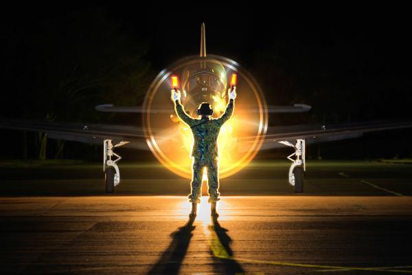 Imagens foram premiadas no Concurso de Fotografia da Semana da Aviação, realizado pela revista especializada Aviation Week