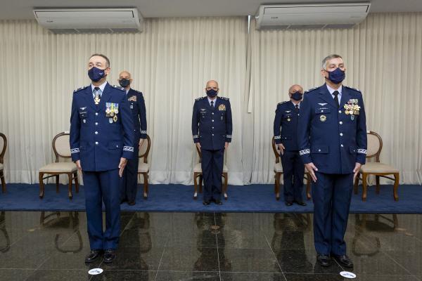 Solenidades aconteceram nessa segunda-feira (14), em Brasília (DF), e foram presididas pelo Comandante da Aeronáutica